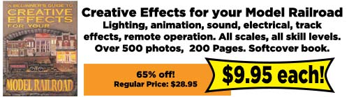 Book - Creative Effects for Your Model Railroad