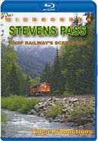 Stevens Pass BNSF Railways Scenic Sub BLURAY
