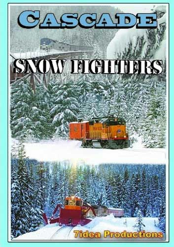 Cascade Snow Fighters DVD 7idea Productions 7ICSFDVD
