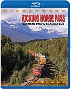 Kicking Horse Pass Canadian Pacifics Laggan Sub BLU-RAY