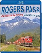 Rogers Pass Canadian Pacifics Mountain Sub BLU-RAY