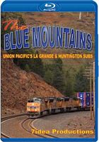 Blue Mountains Union Pacifics La Grande and Huntington Subs BLURAY 7idea