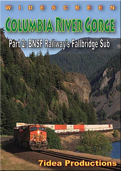 Columbia River Gorge Part 2 DVD 7idea Productions CRGIIDVD