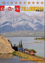 Canadas Yellowhead Pass DVD