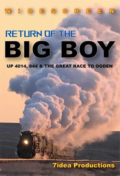 Return of the Big Boy DVD 7idea Productions 040050D