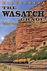 The Wasatch Grade Union Pacifics Evanston Sub DVD