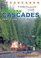 Through the Oregon Cascades Part 1 - The Long Grade DVD