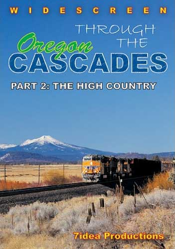 Through the Oregon Cascades Volume 2 DVD 7idea Productions 040035D