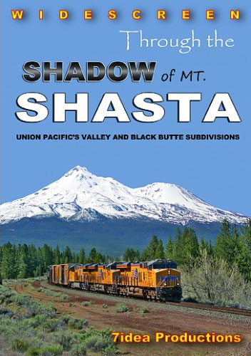Through the Shadow of Mt Shasta DVD Valley and Black Butte Subs 7idea Productions 7ISOMSDVD