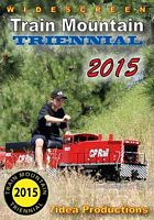 Train Mountain Triennial 2015 DVD