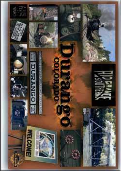 Durango Colorado 2-DVD Set A Bird Flying at Night ABFN017