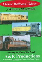 Arkansas Shortlines DVD