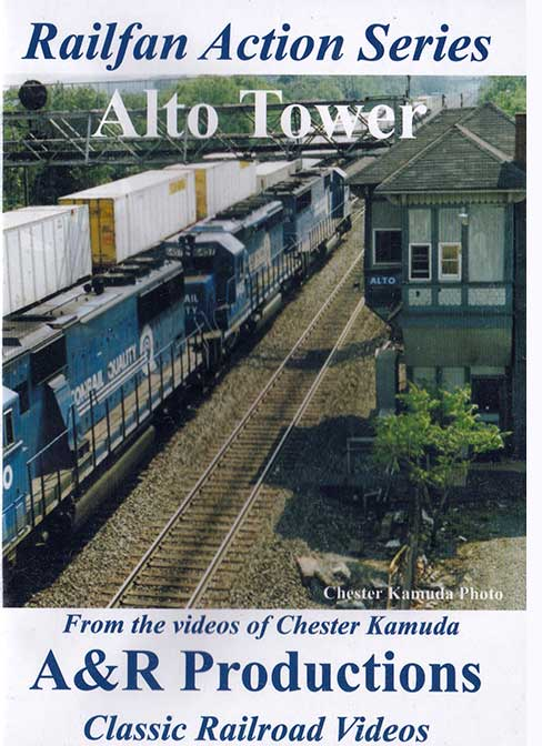 Alto Tower Altoona PA DVD A&R Productions AT-1