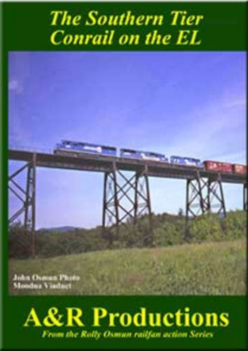 Southern Tier Conrail on the E-L A&R Productions ER-1 753182442303