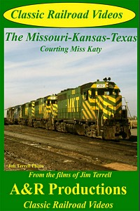 Missouri Kansas Texas - Courting Miss Katy DVD