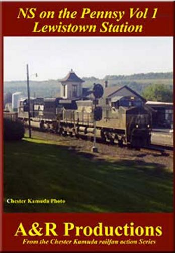 NS on the Pennsy Vol 1 Lewiston Station A&R Productions LS-1 753182442310