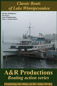 Classic Boats of Lake Winnipesaukee DVD