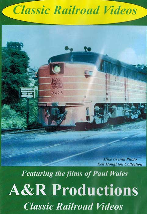 New York New Haven & Hartford Vol 2 DVD Train Video A&R Productions NH-2 729440705824