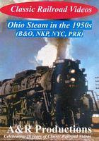 Ohio Steam in the 1950s DVD