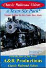 A Texas Six Pack - Steam Action in the Lone Star State DVD