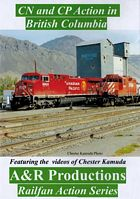 CN & CP Action in British Columbia DVD