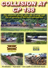Collision at CP 188 DVD