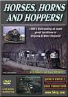 Horses Horns and Hoppers Norfolk Southern 2 DVD Set