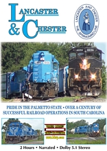 Lancaster & Chester - The Springmaid Line - DVD