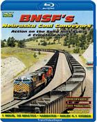 BNSFs Nebraska Coal Conveyors - Sand Hills Sub & Crawford Hill BLU-RAY