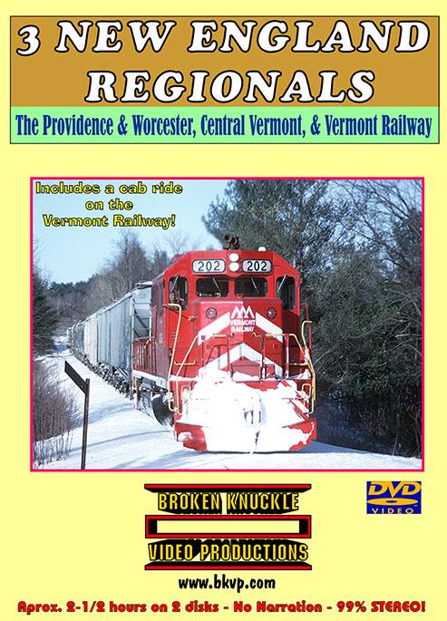3 New England Regionals DVD Broken Knuckle Video Productions BK3NER-DVD