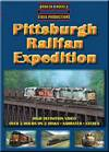 Pittsburgh Railfan Expedition 2 Disc DVD