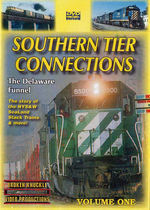 Southern Tier Connections Delaware Funnel Volume 1 DVD Broken Knuckle Video Productions STCV1
