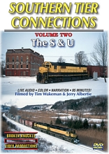 Southern Tier Connections Volume 2 The S & U DVD