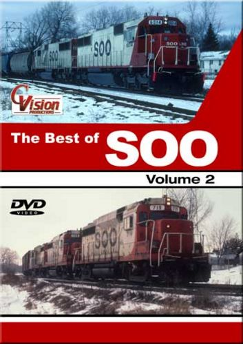Best of SOO Volume 2 DVD Train Video C Vision Productions BOS2DVD