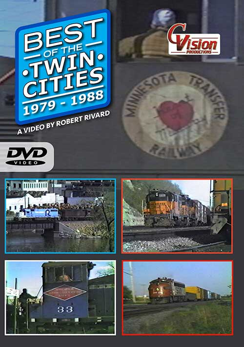 Best of the Twin Cities 1979-1988 DVD C Vision Productions BOTC