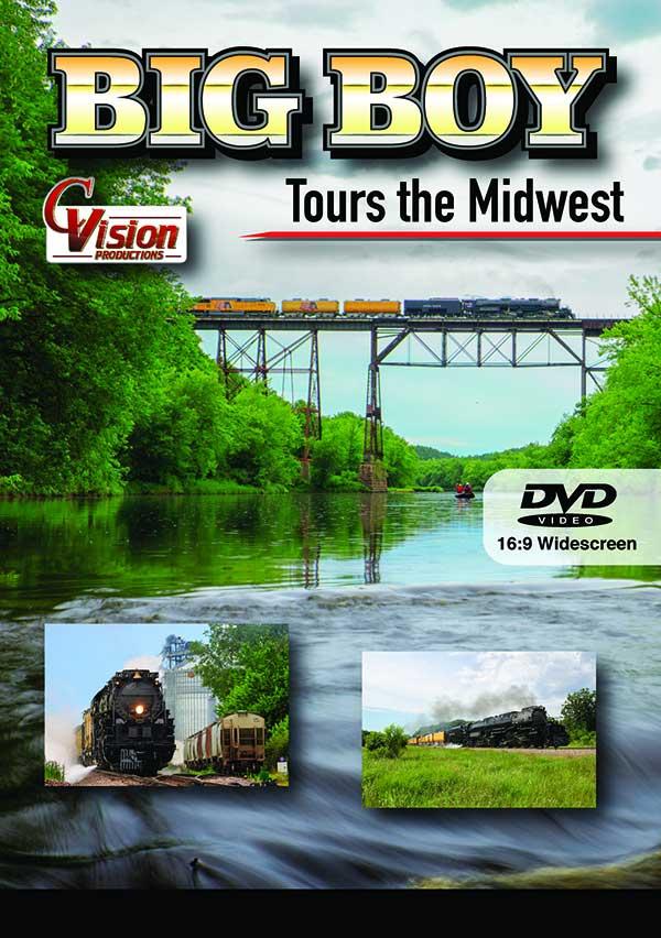 Big Boy Tours the Midwest DVD C Vision Productions BBM