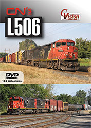 Canadian Nationals L506 - Withrow Sub DVD