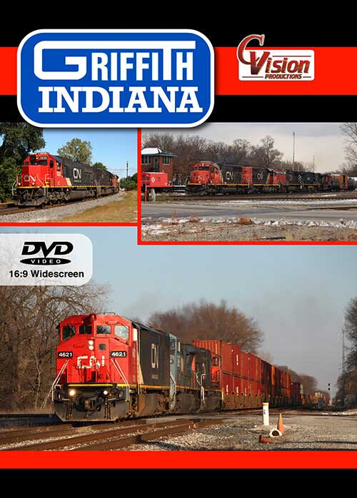 Griffith Indiana DVD C Vision Productions GIDVD