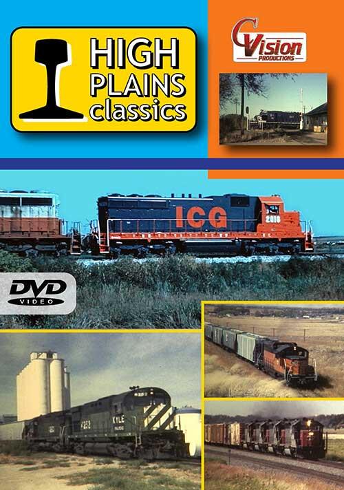 High Plains Classics DVD C Vision Productions HPC
