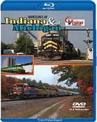 Shortlines of Indiana & Michigan BLU-RAY