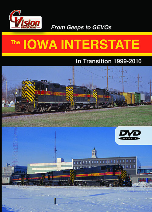 Iowa Interstate In Transition 1999-2010 DVD C Vision Productions IAIS