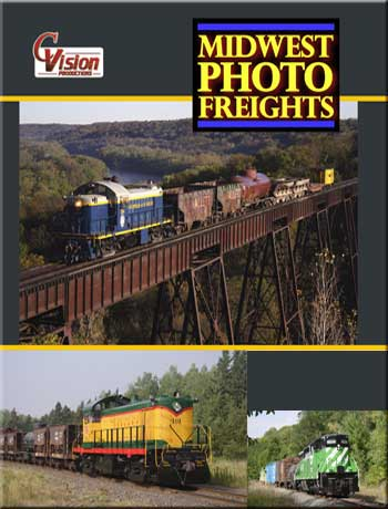 Midwest Photo Freights DVD C Vision Productions MPFDVD