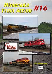 Minnesota Train Action Number 16 DVD