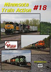 Minnesota Train Action Number 18 DVD