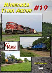 Minnesota Train Action Number 19 DVD