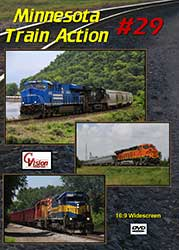 Minnesota Train Action Number 29 DVD