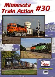 Minnesota Train Action Number 30 DVD