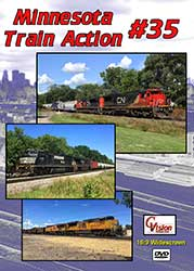 Minnesota Train Action Number 35 DVD