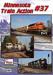 Minnesota Train Action Number 37 DVD