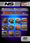 Norfolk Southerns Heritage Fleet Vol 1 DVD